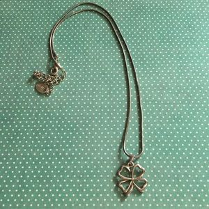 🔴2for$5! Four Leaf Clover Necklace
